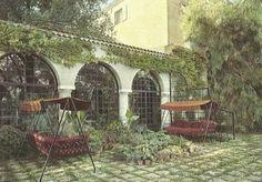 old villa pausa garden
