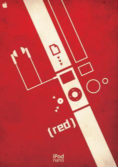 iPod nano Constructivist Posters ~ Russian Constructivists