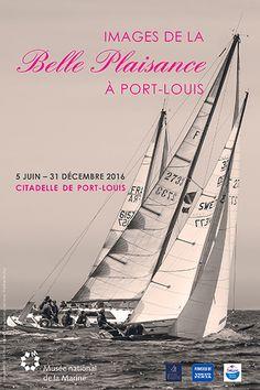 Expo Images de la Belle Plaisance à Port-Louis | Photographies de yachts classiques amarrés dans le port de la ville | A découvrir au Musée national de la Marine de Port-Louis, jusqu'au 31 décembre 2016