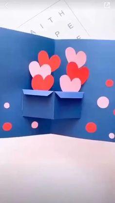 #diy #paper #crafts #home #decor #top #trendy #idea Diy Crafts Hacks, Diy Crafts For Gifts, Diy Home Crafts, Fun Crafts, Crafts For Kids, Creative Crafts, Preschool Crafts, Paper Crafts Origami, Diy Paper