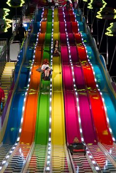 Texas State Fair/Rainbow of Colors