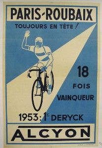 Tour de France 1953 http://www.boxerbranddesign.com/blog/