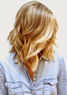 20 Best Summer Hair Color With Highlights   Hairstyles- Hair Ideas