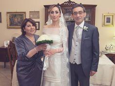 foto con mamma e papa