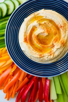 Hummus | Cooking Classy 1/4 cup tahini 1/4 cup fresh lemon juice (from about 2 medium lemons) 2 Tbsp olive oil, plus more for serving 1 clove garlic, minced 1/2 tsp salt 1/2 tsp ground cumin 1 (15 oz can) chick peas (aka garbanzo beans) 2 - 3 Tbsp liquid from can of chick peas Paprika, for serving