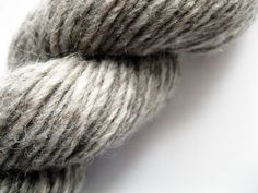 A beautiful frosty silver grey, a gentle color.
