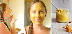 Zerdeçal Maskesi Nasıl Yapılır? Cilde Faydaları ve Zararları   Cilt Bakımı