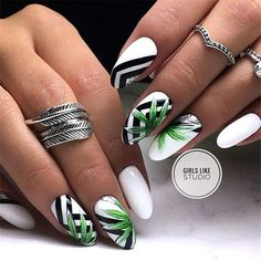 Nail Art Ideas to spice up your manicure - Esther Adeniyi nageldesign 2019 Nail Art Ideas to spice up your manicure - Esther Adeniyi Manicure Nail Designs, Manicure E Pedicure, Nail Art Designs, Beach Pedicure, Fall Pedicure, Manicure Ideas, Nails Design, Fabulous Nails, Perfect Nails