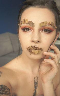 #Makeup #MakeupRogueex3 #Jesień #Autumn   My autumn make-up ^^ :)