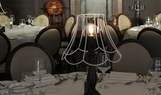 Our Ghost Lamp LED table centres can even be controlled via DMX for dimming, blackout, flashing and bespoke pattern programming! Table Centers, Recent Events, Led Lamp, Programming, Bespoke, Chandelier, Table Lamp, Ceiling Lights, Lighting