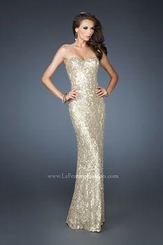 La Femme 18917 #LaFemme #gown #cocktail #elegant many #colors #love #fashion #2014