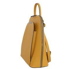 Ruksak z Talianska je vyrobený z pravej kože. Koža je super pevná, takže si ľahko udrží svoj tvar. Farba ruksaku je moderná žltá. #žltá #kabelkynet #koženyruksak #batoh #žltýbatoh Mobiles, Bucket Bag, Bags, Fashion, Handbags, Moda, Fashion Styles, Mobile Phones, Fashion Illustrations