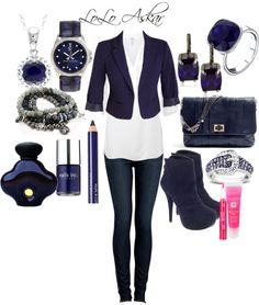 """classic"" by alaa-star ❤ liked on Polyvore"