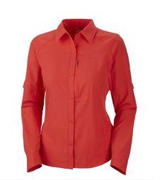 Women's Silver Ridge™ Long Sleeve Shirt Her Packing List, Columbia Sportswear, Roll Up Sleeves, Tee Shirts, Tees, Long Sleeve Shirts, Shirt Dress, T Shirts For Women, Mens Tops