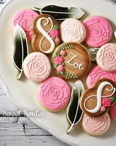 Flower & Feather Cookies                                                                                                                                                                                 More