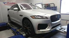 Jaguar F-Pace S ECU Tuning  by OE Tuning in Huntington Beach  CA . Click to view more photos and mod info.