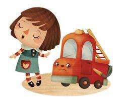 Gaia Bordicchia Illustrations: Miss Doll