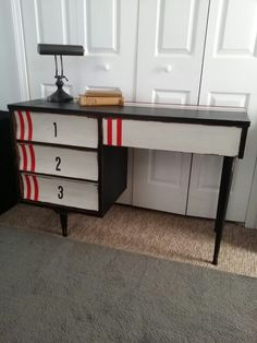 Drawers Boys Desk And Maps On Pinterest