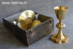Calice en argent avant restauration http://www.bellino.fr/blog/?p=874