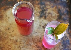 Shiso vinegar for sodas and cocktails. Make it with summer's bounty of herbs. It  won't turn you into a sourpuss. Promise.