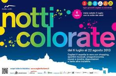 COLORED NIGHTS 2013 – CAGLIARI – FULL CALENDAR