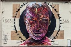 Hopare unveils a brand new piece in Bayonne, France