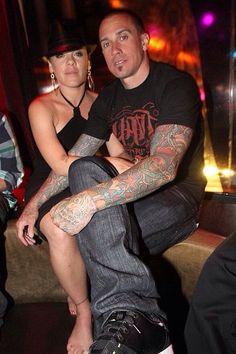 P!nk & Carey Hart