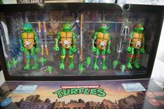 "Neca sdcc #teenage mutant #ninja #turtles 6"" action figure exclusive box set 2016,  View more on the LINK: 	http://www.zeppy.io/product/gb/2/122076048564/"