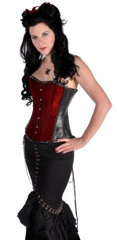 f66c9c5079 59 Best ~ Gothic corset ~ images