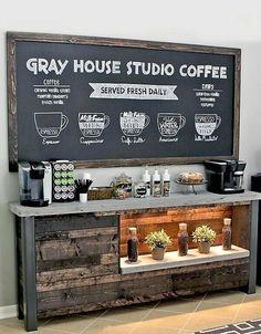Pallet Coffee Studio Table