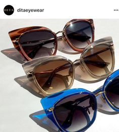 7d1f457f971 The STORMY from DITA Eyewear. These dramatic cat eye sunglasses add a bold  fashion statement to any outfit.