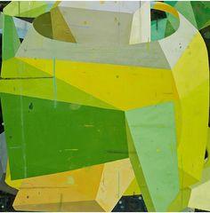 Deborah Zlotsky | ADJACENT POSSIBILITIES Paintings