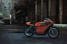 1974 RR350 Racer by Nick Keating, via Flickr