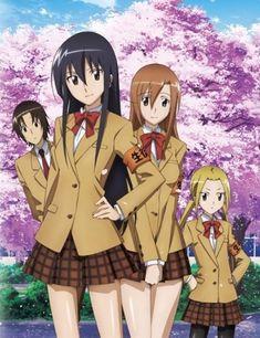 Seitokai Yakuindomo ( Student Council Staff  Members )