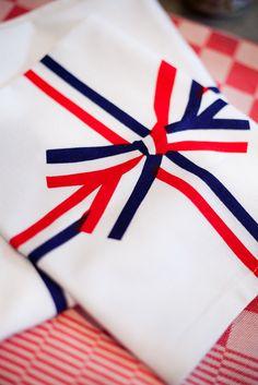 I love Holland napkins by Blond-Amsterdam