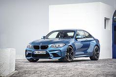 2016 BMW M2 Coupe #BMW_F87