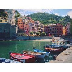 Week end en amoureux a Cinque Terre