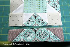 Lesson Two: Perfect Points Sampler » Notions - The Connecting Threads Quilt Blog