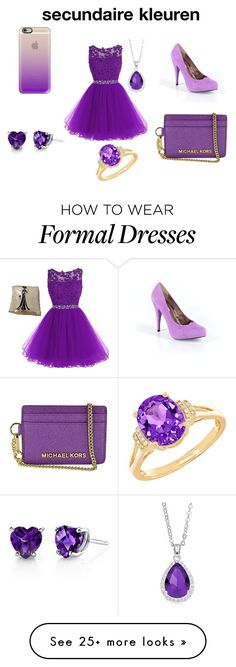 """secundaire kleuren"" by beyzacomert on Polyvore featuring Steve Madden, Michael Kors, Casetify, Oravo, Lord & Taylor and City Rox"