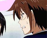 daily lives of high school boys Gif School Boy, High School, Danshi Koukousei No Nichijou, School Rumble, Guys And Girls, Boys, Boy Gif, Comedy Anime, Japanese Cartoon