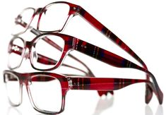 Och eye the noo: Face à Face tartan glasses for 2012 Tartan Mode, Tartan Plaid, Tartan Christmas, Christmas Outfits, Christmas Sewing, Tartan Fashion, Style Fashion, Scottish Tartans, Cheap Ray Bans