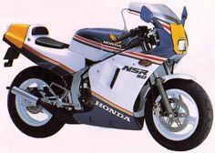 honda nsr50 rothmans(1987)