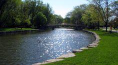Victoria Park, Kitchener, Ontario ~ today