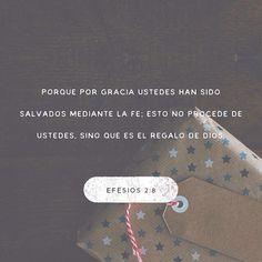 Ustedes han sido salvados porque aceptaron el amor de Dios. Ninguno de ustedes se ganó la salvación sino que Dios se la regaló. Efesios 2:8 @youversion @ibvcp #buenosdias #islademargarita #venezuela