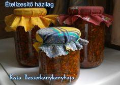 Ételízesítő házilag   Kissné Zilahi Katalin receptje - Cookpad receptek Jar, Decor, Decoration, Decorating, Jars, Glass, Deco
