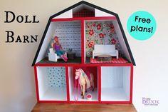DIY- Build a Barn- tutorial & plans