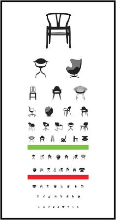 Modern Furniture Eye Exam Take a look at all the chairs we carry!officefurnitu - Modern Chair - Ideas of Modern Chair Furniture Logo, Modern Furniture, Furniture Design, Antique Furniture, Furniture Layout, Victorian Furniture, Futuristic Furniture, Steel Furniture, French Furniture