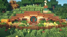 Cute Minecraft Houses, Minecraft Houses Survival, Minecraft Plans, Minecraft City, Amazing Minecraft, Minecraft House Designs, Minecraft Construction, Minecraft Blueprints, Minecraft Creations