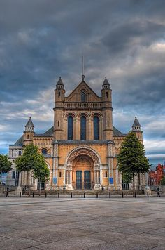 St. Anne's Cathedral ~ Belfast, Ireland