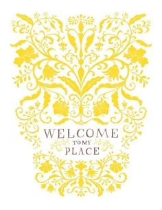 Welcome! I love all the creativity and positive energy that flows from sharing all my pins and boards with everyone! Pin as many as you like. I love sharing! Jardin Decor, Yellow Cottage, Turquoise Cottage, Illustration, Shades Of Yellow, You Are My Sunshine, Happy Colors, Art And Craft, Mellow Yellow